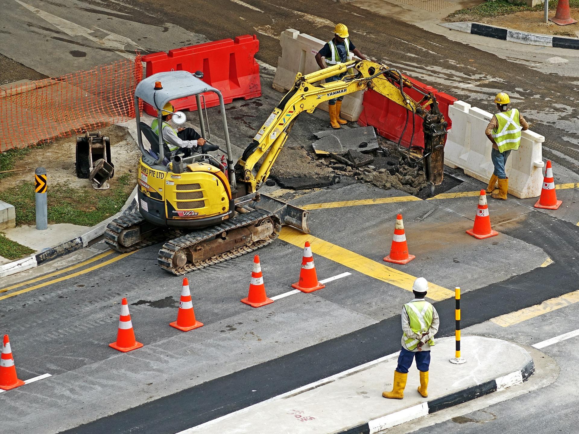 Tecnologia construção civil