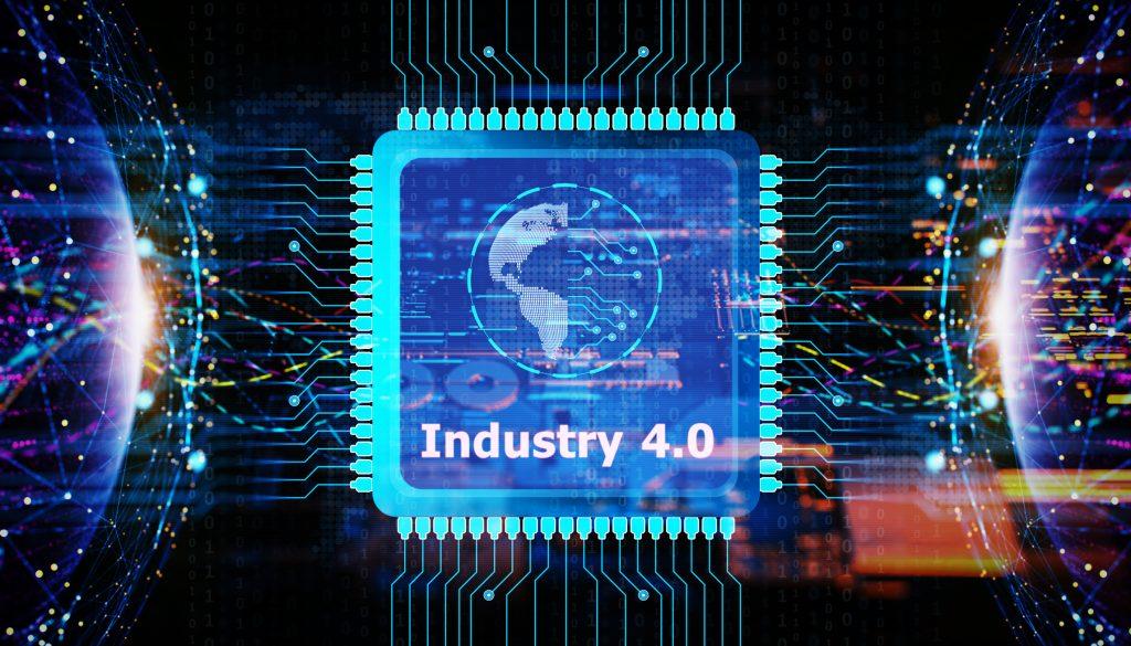 imagem representando a Quarta Revolução Industrial